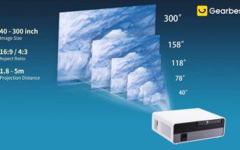 🔥 Promo : le vidéoprojecteur 4K Alfawise Q9 à 154€