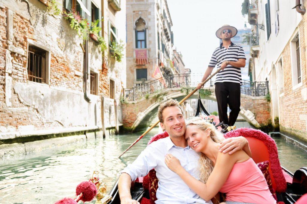 Venise, LE lieu de l'amour