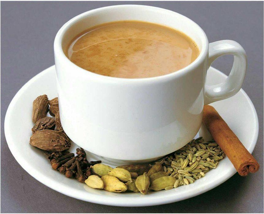 Recette du massala chai