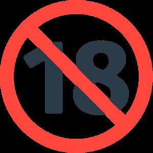 18 Ans Et Plus Emoji