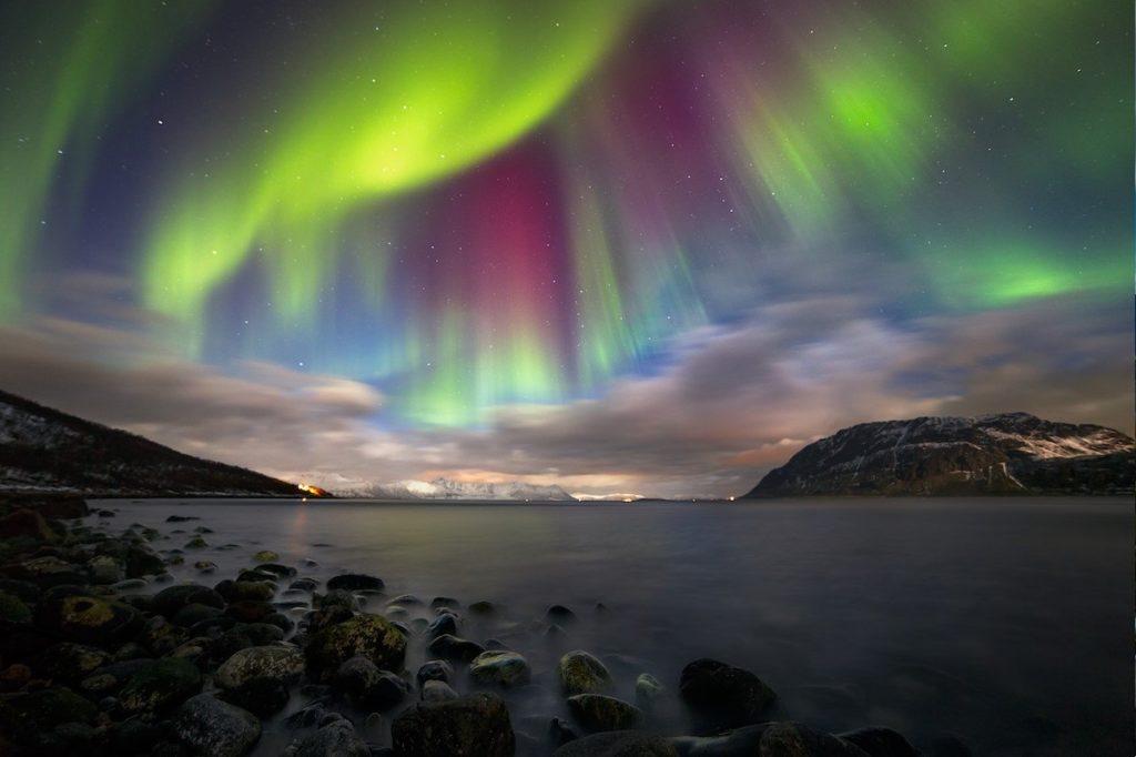 Admirez les plus belles aurores boréales à Tromso