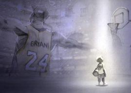 Dear basketball : le court-métrage d'animation sur la vie de Kobe Bryant