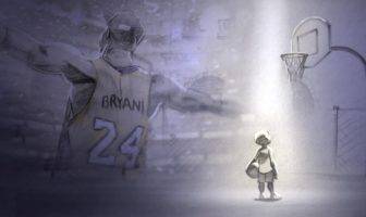 Dear basketball : Kobe Bryant