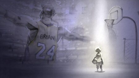 Dear basketball : Kobe Bryant