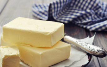 """5 idées surprenantes et """"healthy"""" pour remplacer le beurre dans vos recettes"""