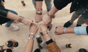 bracelet publicitaire