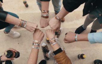 Le bracelet personnalisé : un goodies incontournable pour son événement