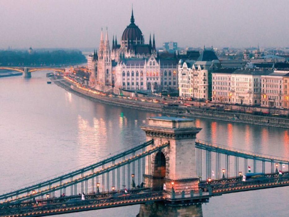 Budapest, destination romantique pas chère