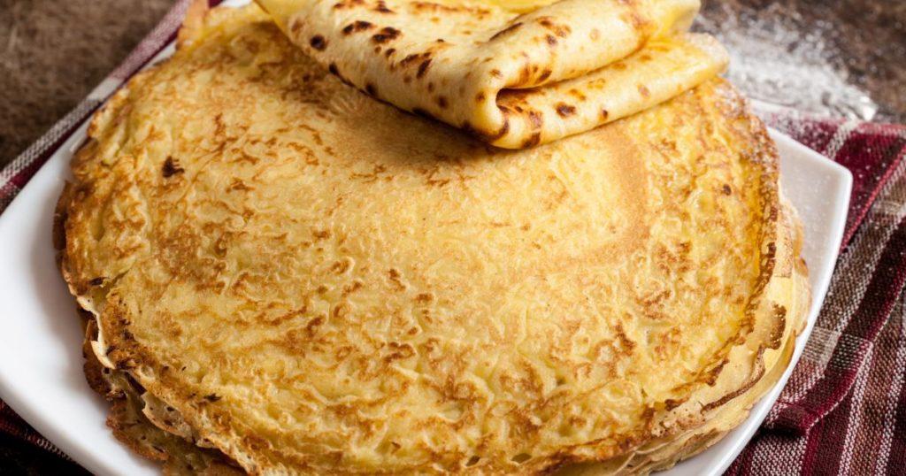 Recette de la pâte à crêpes