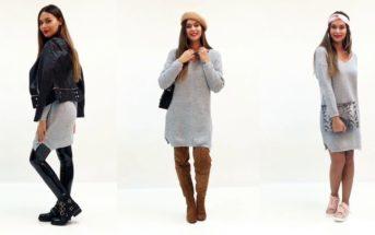 5 astuces pour être stylée avec une robe en hiver sans avoir froid