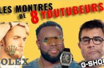 montres des youtubeurs