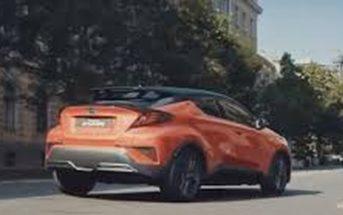 Musique de la pub Toyota C-HR Hybride 2020
