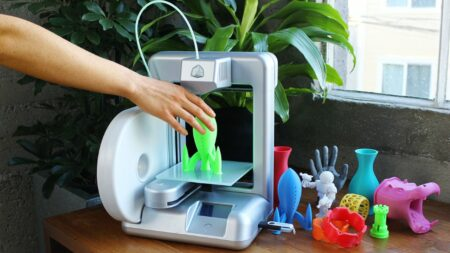 Objets de déco imprimés en 3D