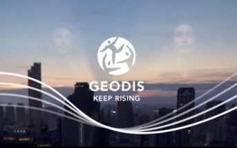 Hold me like fire : musique de la pub Geodis 2020 'Keep rising'