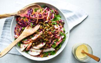 Cuisine : trois recettes de salades avec des légumes d'hiver