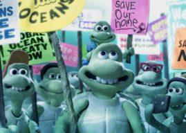 Le voyage des tortues : court-métrage d'animation stop-motion de Greenpeace
