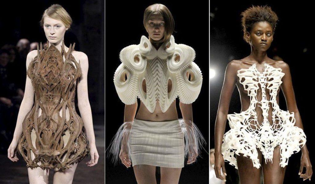 Iris van Herpen : 3D fashion