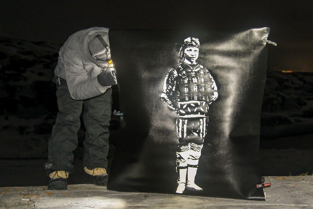 Northern Lights : L'âme du Nord de Fabrice Wittner - Making of - 02