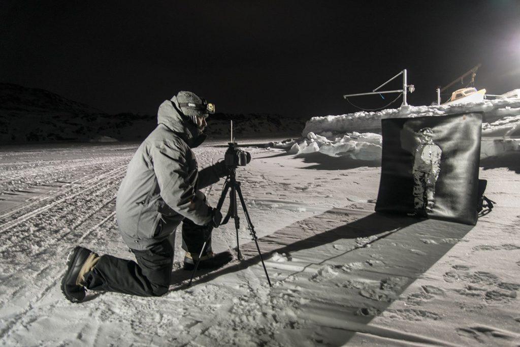 Northern Lights : L'âme du Nord de Fabrice Wittner - Making of - 03