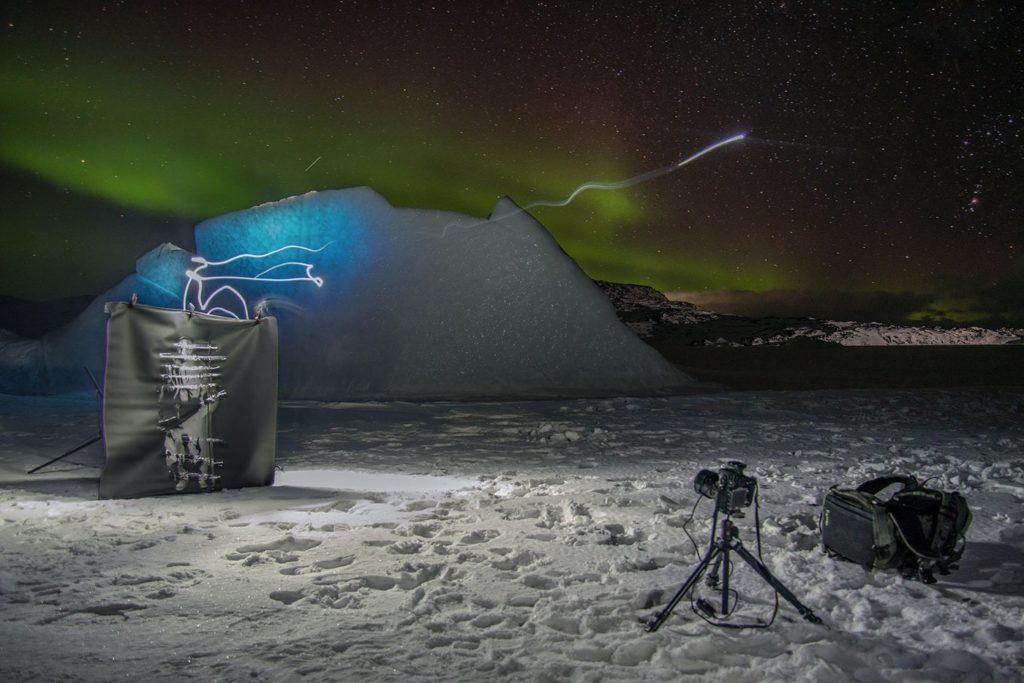 Northern Lights : L'âme du Nord de Fabrice Wittner - Making of - 04