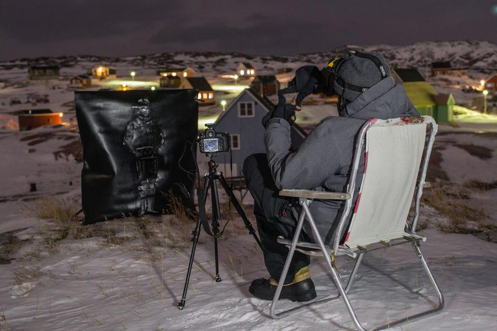 Northern Lights : L'âme du Nord de Fabrice Wittner - Making of - 05