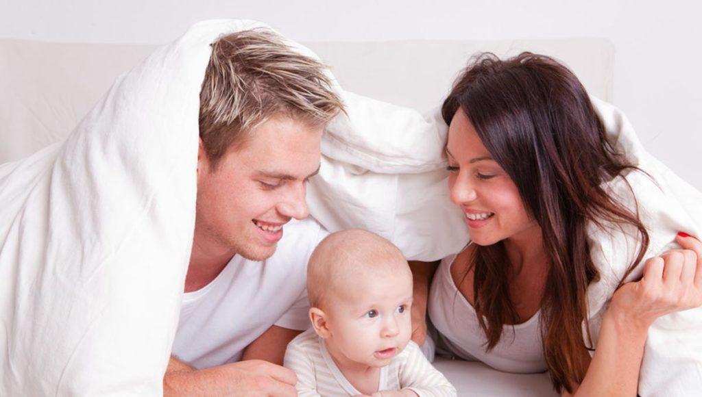 acte d'amour : faire un bébé