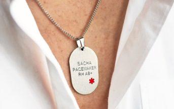 Saviez-vous qu'un bijou peut vous sauver la vie?