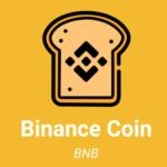 binance coin - logo