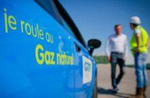 bioGNV : carburant écologique au gaz naturel