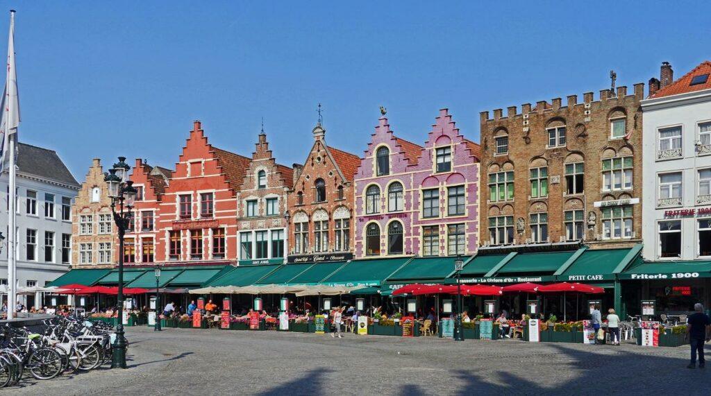 Cinq bonnes raisons d'aller en séjour en Belgique