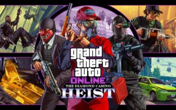 Le Braquage du Diamond Casino : un super update GTA Online