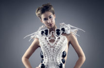 Impression 3d : la robe high-tech de Anouk Wipprecht