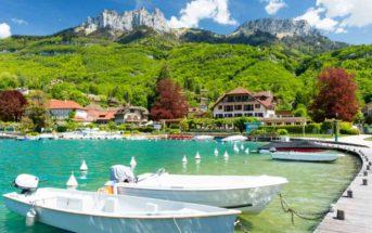 Top 10 des choses à faire et à voir lors d'un séjour à Annecy