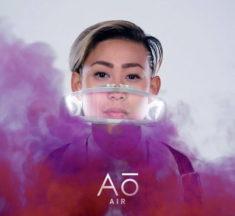 Ao Air nous présente son masque antipollution venu tout droit du futur