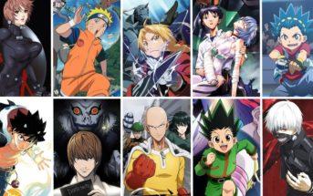 Top 10 des meilleures séries d'animés japonais à voir sur Netflix
