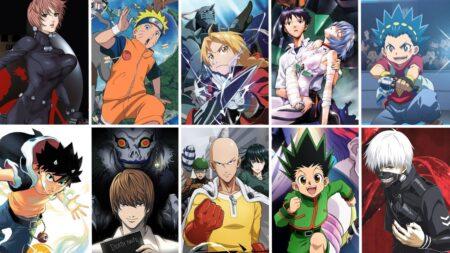meilleurs animes japonais mangas à voir sur netflix