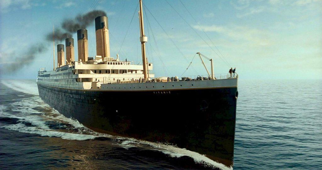 Titanic, un film et des musiques spectaculaires