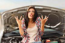 pannes de voiture les plus courantes