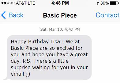 sms marketing anniversaire