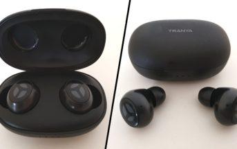 Tranya Rimor : test et avis des écouteurs bluetooth + code promo