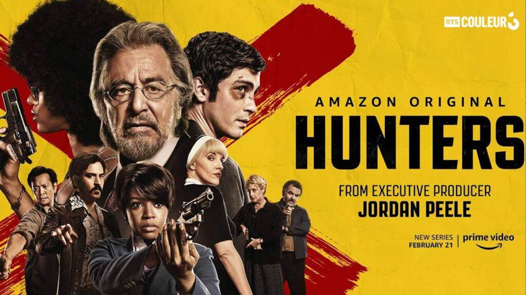 Hunters : la série Amazon Prime avec Al Pacino
