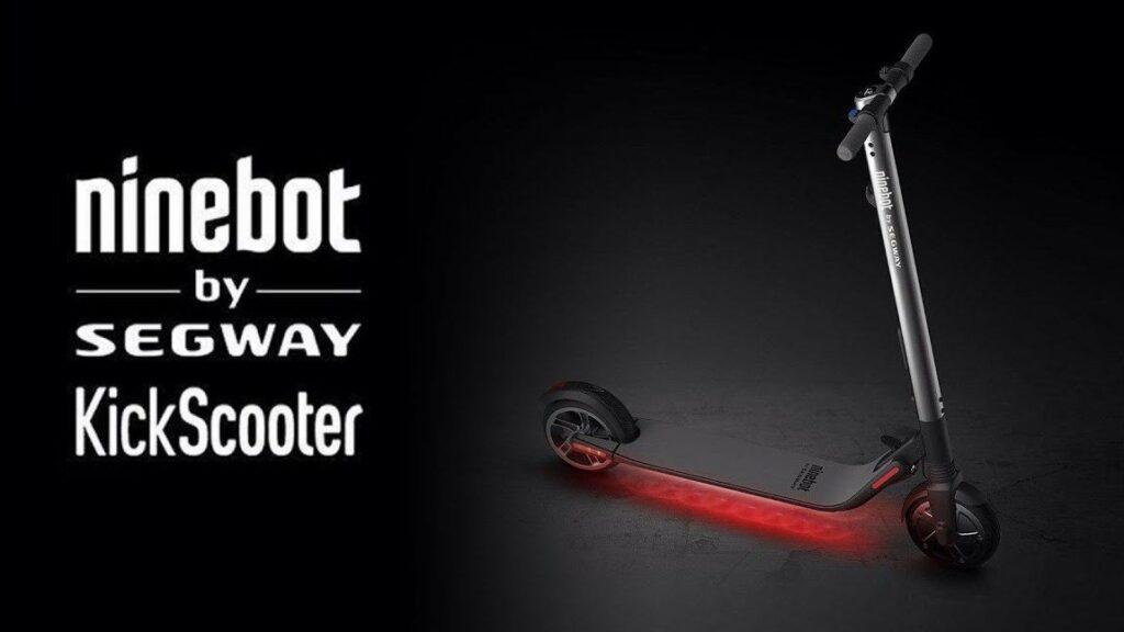 Ninebot ES2 trottinette électrique promo