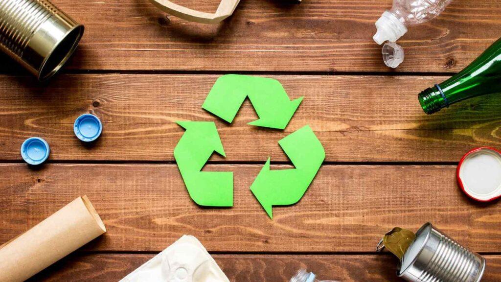 gestion des déchets éco-responsable