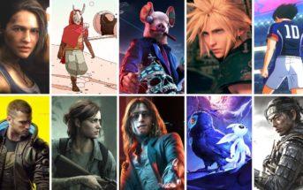 Meilleurs jeux vidéo 2020 : les 15 plus attendus par les gamers