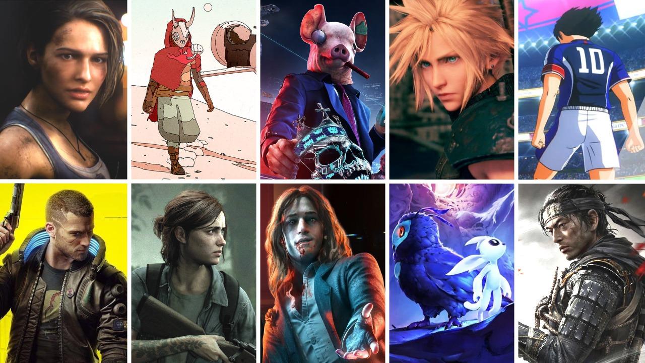meilleurs jeux-vidéo 2020