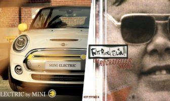 musique de la pub mini elecric : fatboy slim
