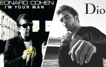 "Musique de la pub Dior homme ""I'm you man"" avec Robert Pattinson"