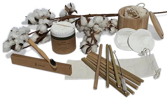 produits réutilisables en bambou