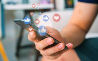 Les chiffres des réseaux sociaux en 2020 en France