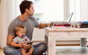 Télétravail : comment travailler à la maison en gardant ses enfants ?